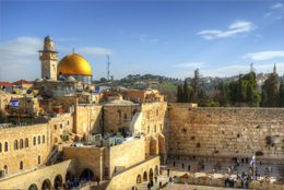 One day tour in Jerusalem